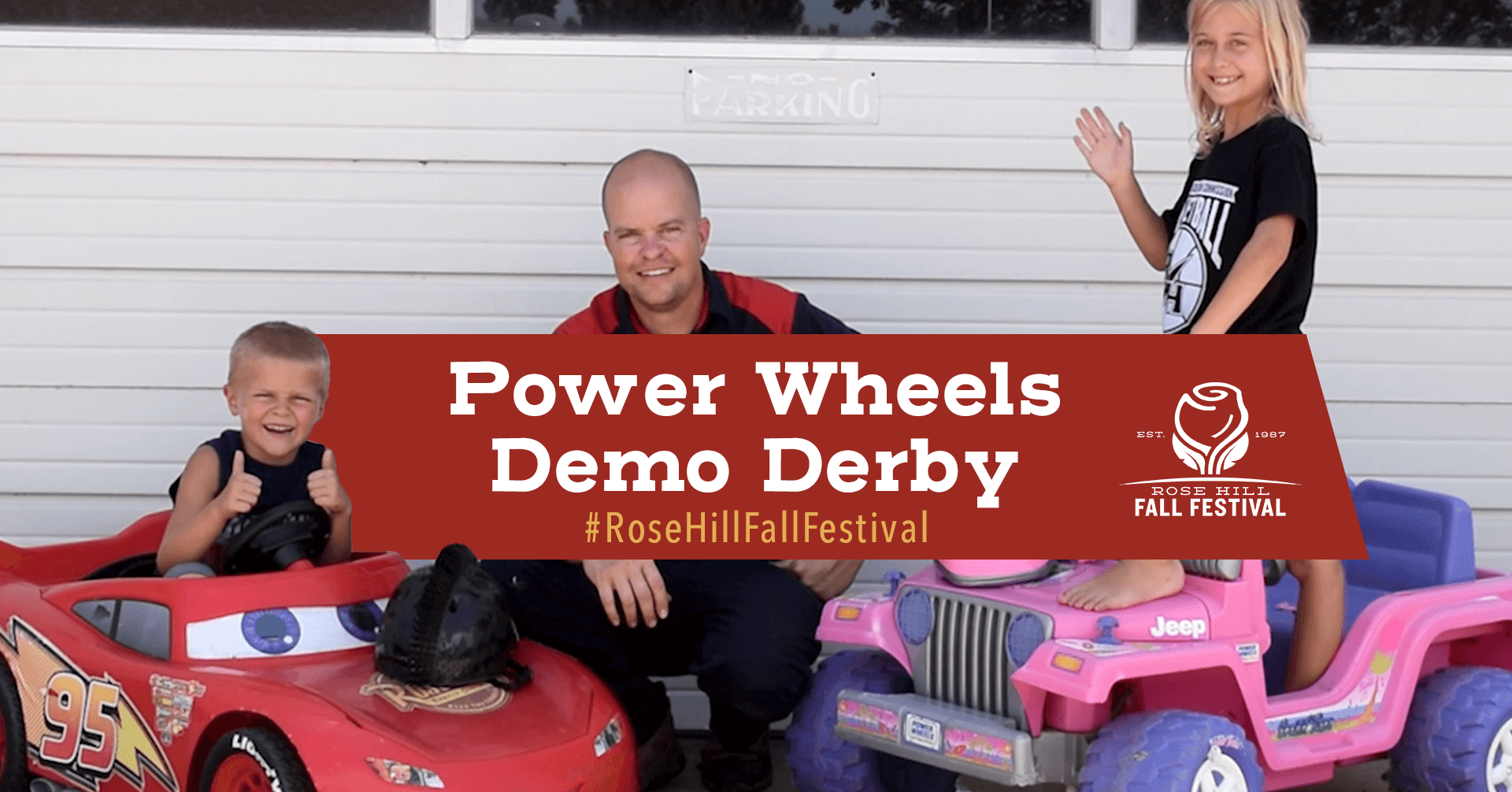 Power Wheels Demo Derby