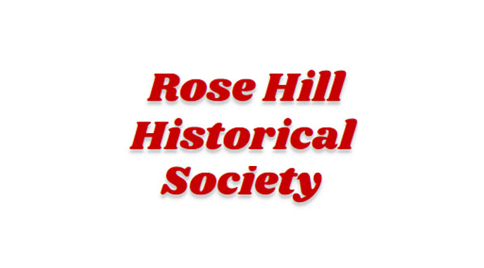 Rose Hill Historical Society
